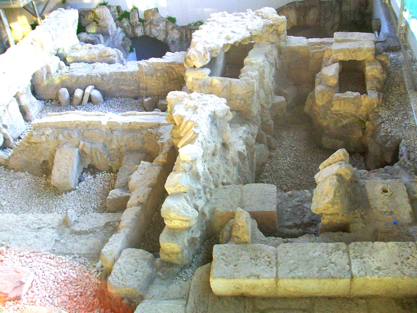 Archeological Excavation Associated with Daniel (from the Khetuvim, Tanakh / Bible) - Tarsus, Turkey